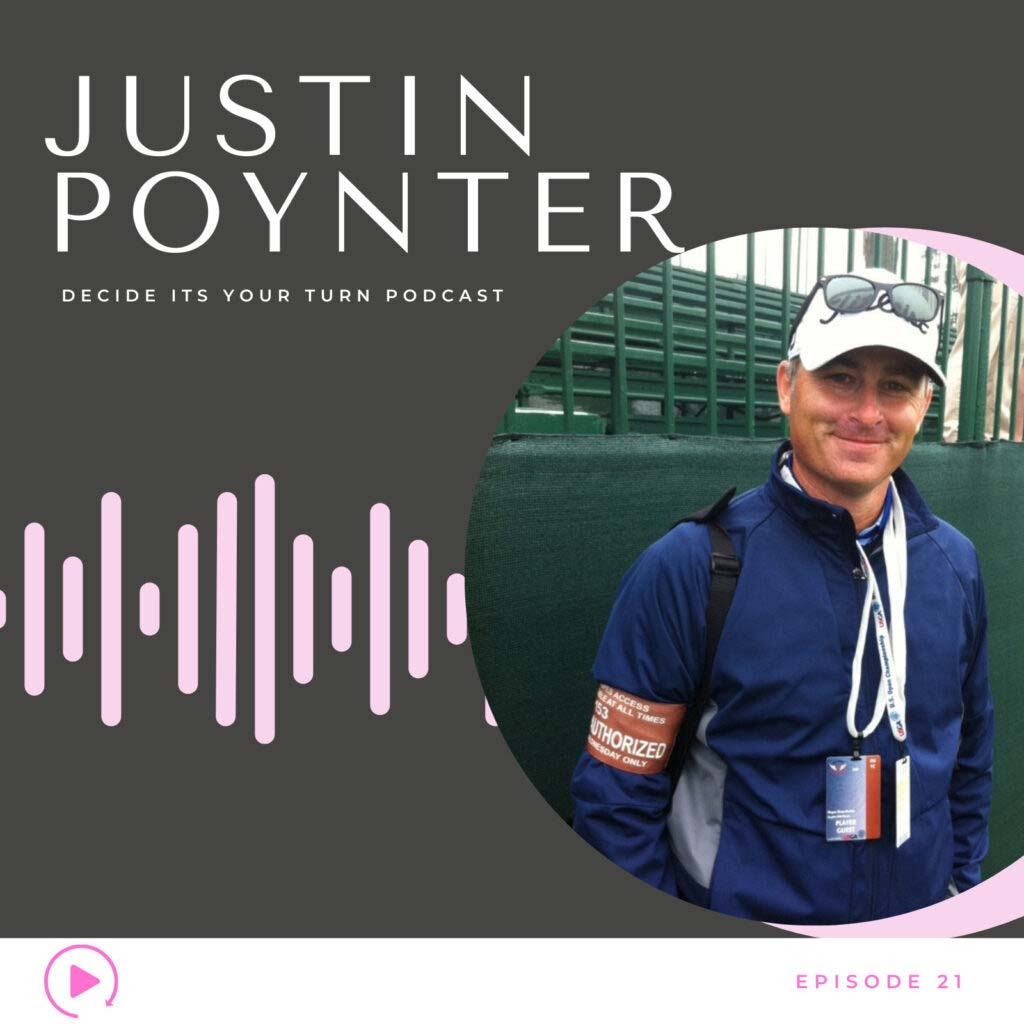 How to Become Great with Justin Poynter