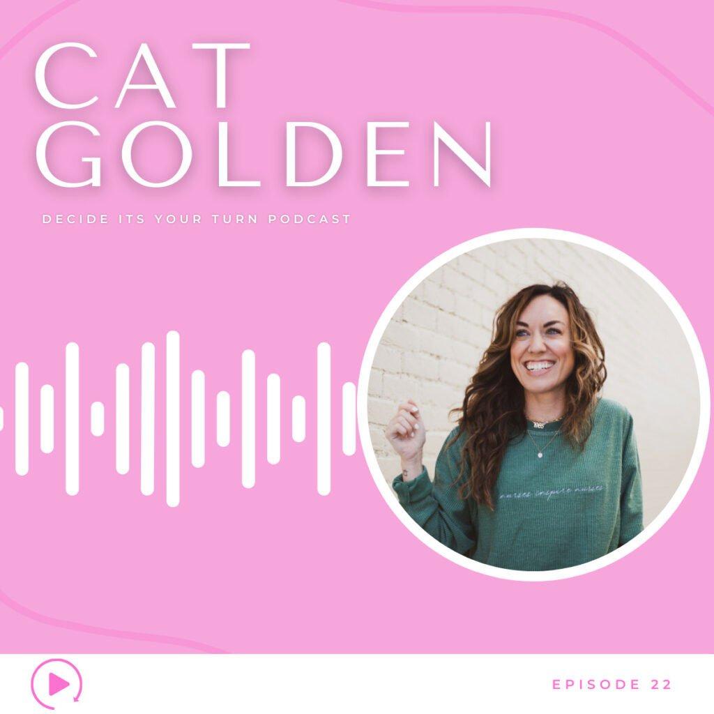 Creating a Million Dollar Biz with Cat Golden