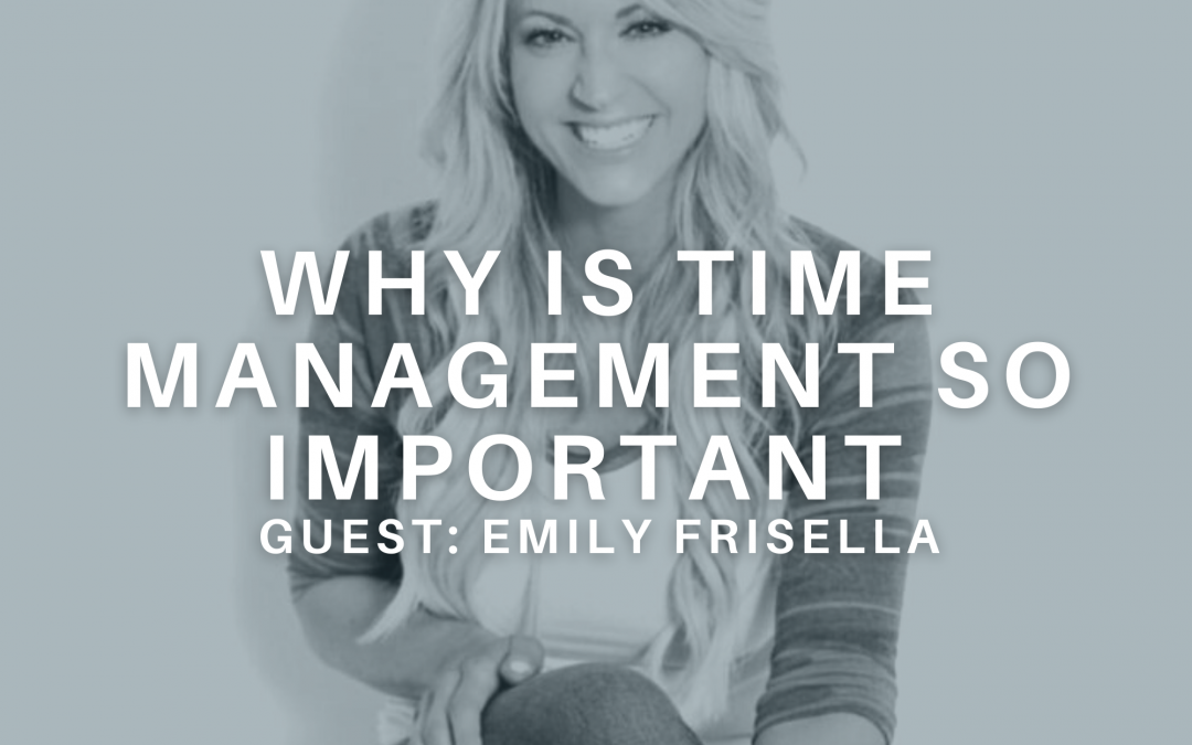 Why Time Management is Important for Success